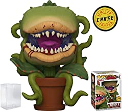 Funko Pop! Movies: Little Shop of Horrors - Audrey II Chase Limited Edition Variant Vinyl Figure (Bundled with Pop Box Protector Case)