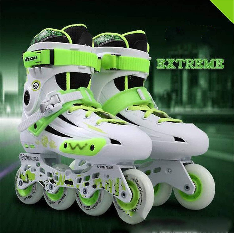 LNYF-OV Inline Skates Kinder Kinder Kinder Roller Skates ABEC 7 Carbon Einstellbare Schuhgröße Bereich Erwachsene Schüler reiten B07MJ1F6V4  Keine Begrenzung zu üben 1f1188
