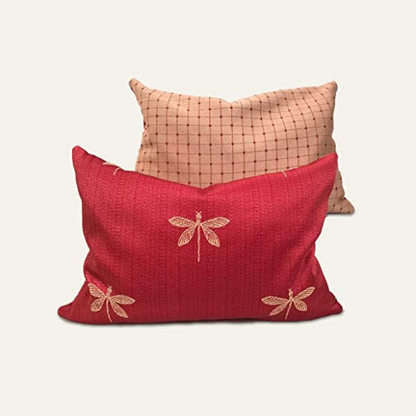 Grillo Essentials Balsam Fir Pillow Fragrant Long Lasting Christmas And Year Round Decorative Pillow 12 5 X 8
