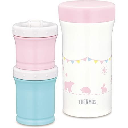 サーモス(THERMOS) まほうびんの離乳食ケース JBW-240 ピンク