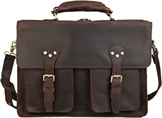 leather briefcase made in usa