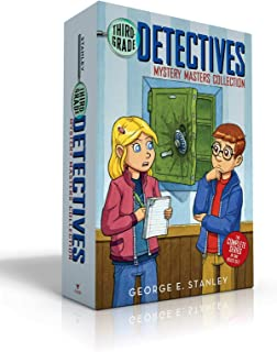 Third-Grade Detectives Mystery Masters Collection: The Clue of the Left-Handed Envelope; The Puzzle of the Pretty Pink Han...
