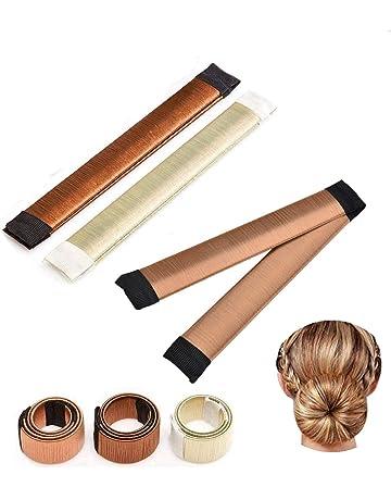 Amazon.es: Gomas moño - Accesorios de peinado: Belleza