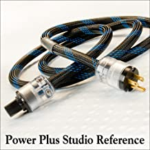DH Labs Power Plus Studio Reference AC Power Cable 2.0 meter by Silver Sonic