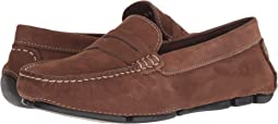 Chocolate Brown Nubuck