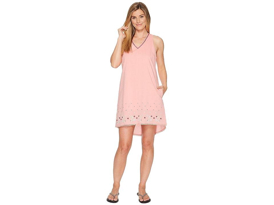 Mountain Khakis Sunnyside II Dress (Flamingo) Women