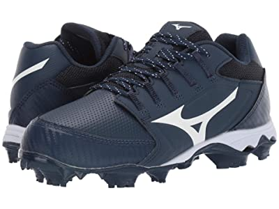 Mizuno 9-Spike Advanced Finch Elite 4 (Navy/White) Women