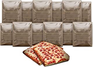 MRE Pizza Slice with Delicious Mozzarella Cheese and Pepperoni 3 years Shelf Life (12)