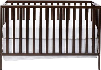 Suite Bebe Palmer 3-in-1 Convertible Crib in an Espresso Finish - Quick Ship