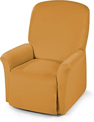 Sussi - Poltrona relax, colore: Oro