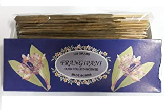 Frangipani フランジパニ Agarbatti Incense Sticks 線香 100 grams Hand Rolled Incense