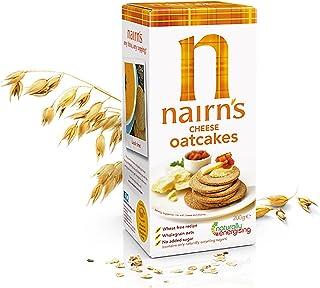 ネアンズ オーツケーキ チーズ風味 200g Nairns Oatcakes Cheese 200g 海外直送品