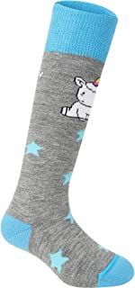 Strumpf Socky II Socken Calcetines Infantiles, AOP/Blue Royal, 35-38
