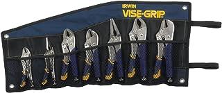 IRWIN VISE-GRIP Locking Pliers Set, Fast Release, 7-Piece (757KBT)