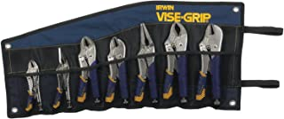 IRWIN VISE-GRIP Locking Pliers Set, Fast Release, 7-Piece (757KBT)