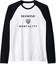 diamond raglan tee