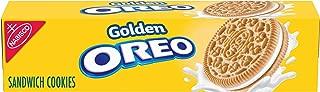 Oreo Golden Sandwich Cookies, 5.5 Ounce