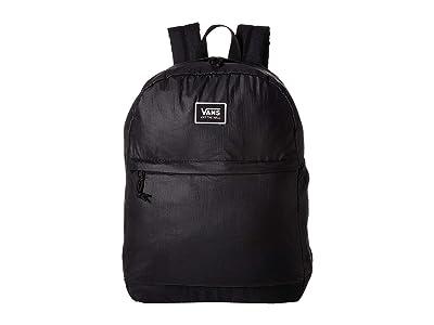 Vans Pep Squad Backpack (Glossy Black) Backpack Bags