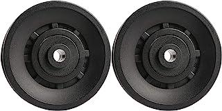 Topfinder 90mm Polea de Rodamiento Universal, 2Pcs/4Pcs