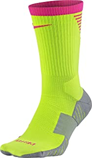 NIKE Squad Crew Football Sock [Volt]