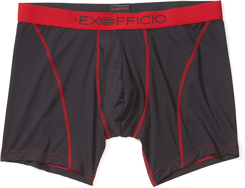 ExOfficio Men's Give-n-go Sport 2.0 9'' Boxer Brief
