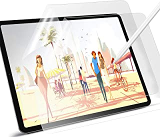 TAMOWA Skärmskydd kompatibelt med iPad Pro 11 tum (2020 och 2018-modeller), 2-pack, mjuk matt skyddsfilm kompatibel med Ap...