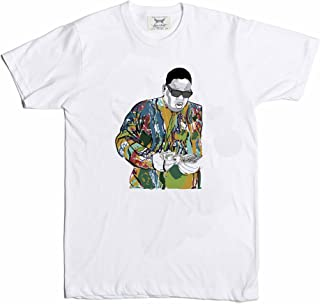 The Notorious B.I.G. Biggie Smalls Coogie Sweater White Tee (Unisex)