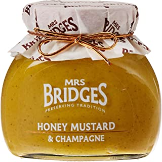 Mrs Bridges Honey Mustard with Champagne, 7 Ounce