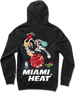 Diamond Supply Co. x NBA Space Jam 2 Men's Miami Heat Long Sleeve Pullover Hoodie