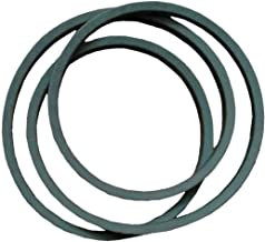 Transmission Drive Belt M144044 - Compatible with John Deere - Fits LT150 LT160 LT170 LT180 X300 340