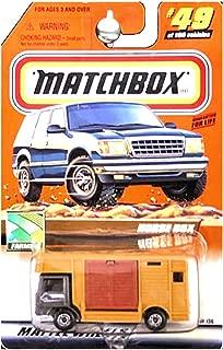Matchbox 2000 Farming Horse Box Trailer Truck with Horses Inside