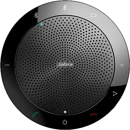 Jabra SPEAK 510 for PC ポータブルスピーカー PCスピーカー ワイヤレス Bluetooth (会議用) 【日本正規代理店品】