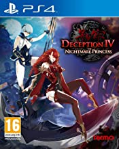 Deception IV: The Nightmare Princess by Tecmo Koei - PlayStation 4