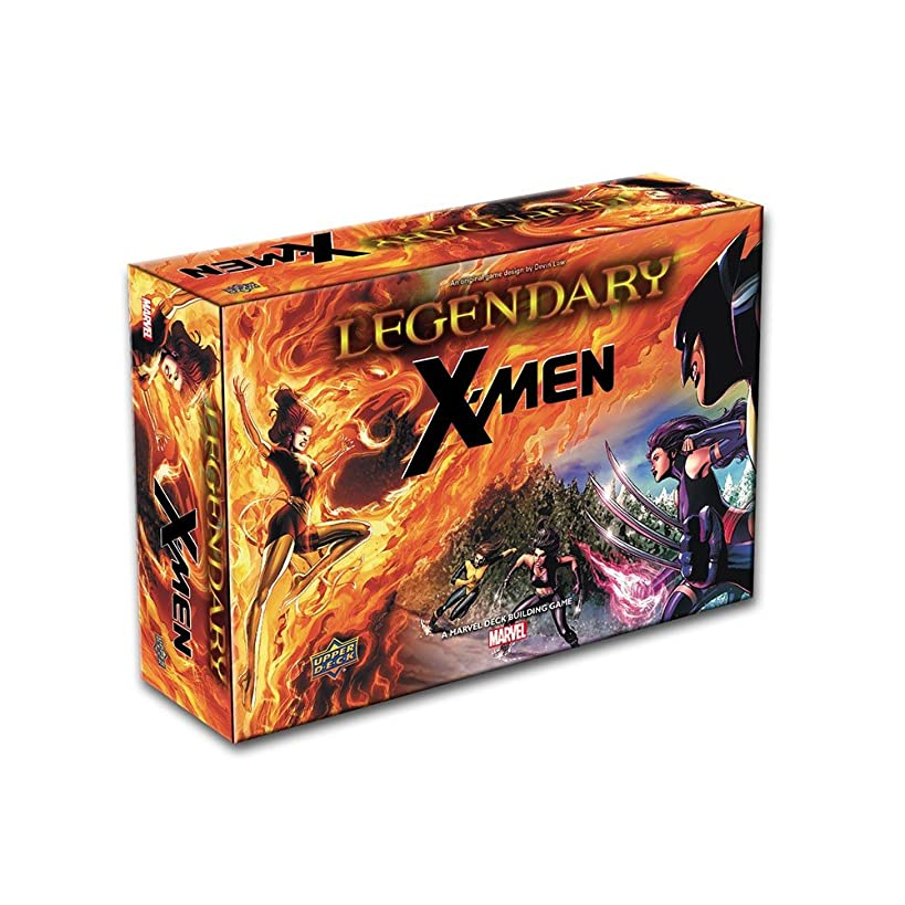 Marvel Legendary Deck Building Game: an X-Men Expansion Game