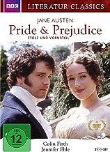 Pride & Prejudice - Jane Austen - Literatur Classics [DVD] [1995]