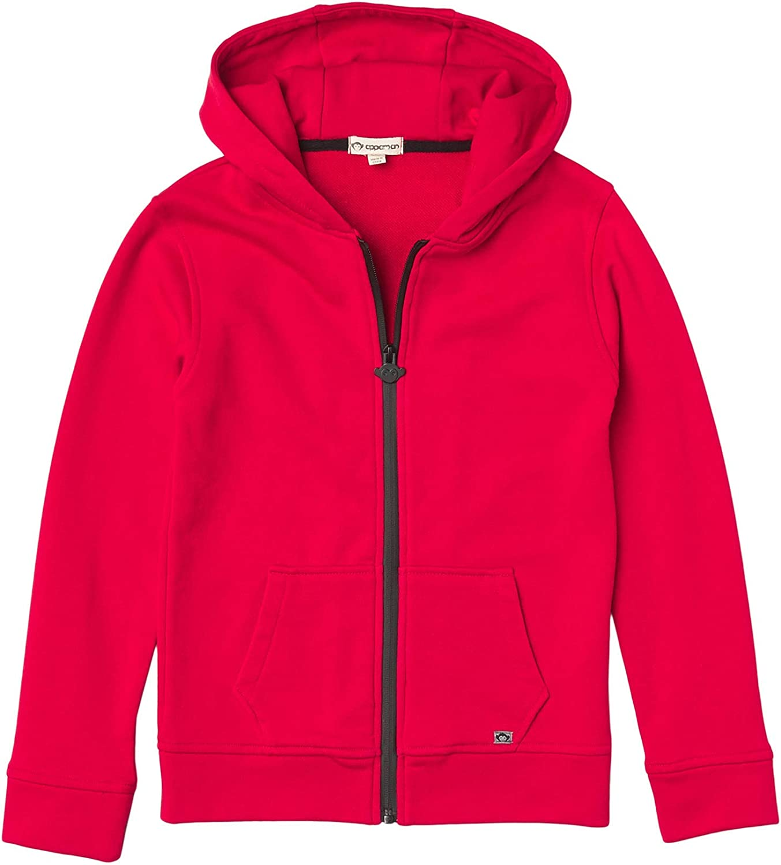 Appaman Kids Boy's Striver's Zip-Up Hoodie w/Pockets (Toddler/Little Kids/Big Kids)