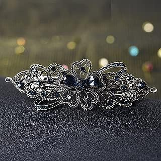 crystal hair pins uk