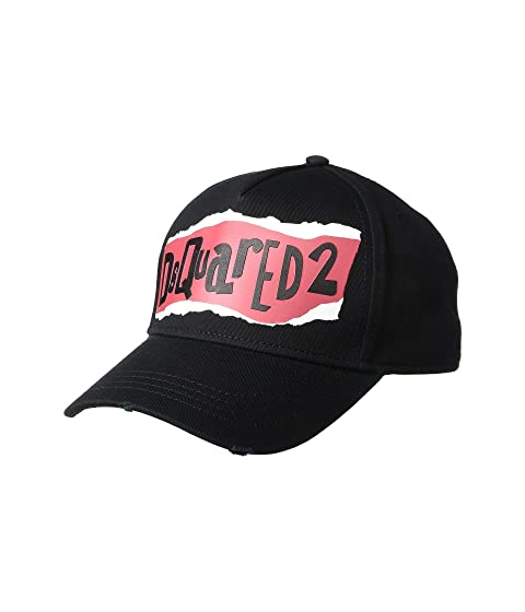 DSQUARED2 Punk Baseball Cap