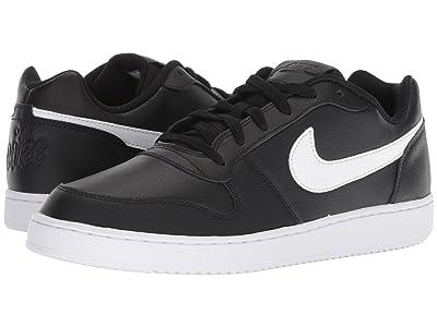 Nike Ebernon Low (Black/White) Men