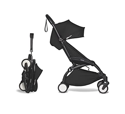 Babyzen YOYO2 Stroller - The Best Travel Stroller that fits the OverHead Bins