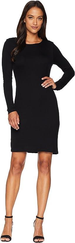 Luxe Rib Dress