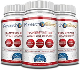 research verified raspberry ketones