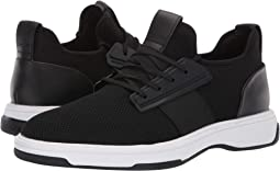 Black Nylon/Nappa Smooth Calf