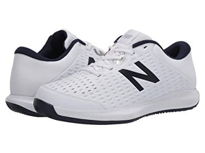 New Balance 696v4 (White/Pigment) Men