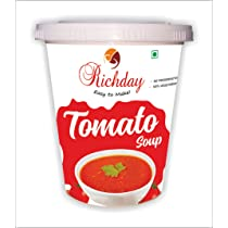 Richday Tomato Soup Cup – Pack of 6 (15 gm Each)