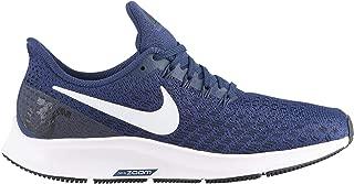 Women's Air Zoom Pegasus 35 Running Shoes (7 M US, Midnight Navy/White/Black)