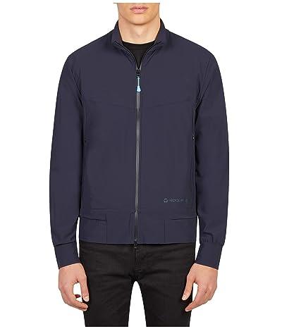 Save the Duck Rety X Mandarin Collar Jacket (Navy Blue) Men