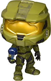 Funko POP! Games: Halo Master Chief with Cortana Collectible Figure, Multicolor