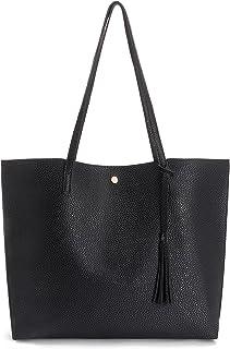 کیف دستی زنانه کیف دستی شانه ای PU کیف دستی بزرگ