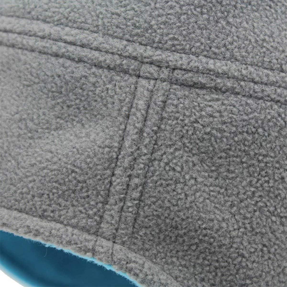 Vimfashi Soft Lightweight Skull Cap Thermal Cycling Beanie Hat for Men Women